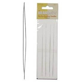 "Large Eye 5"" Needles 4-pk"