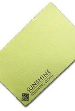 "Sunshine Polishing Cloth 7.5"" x 5"""