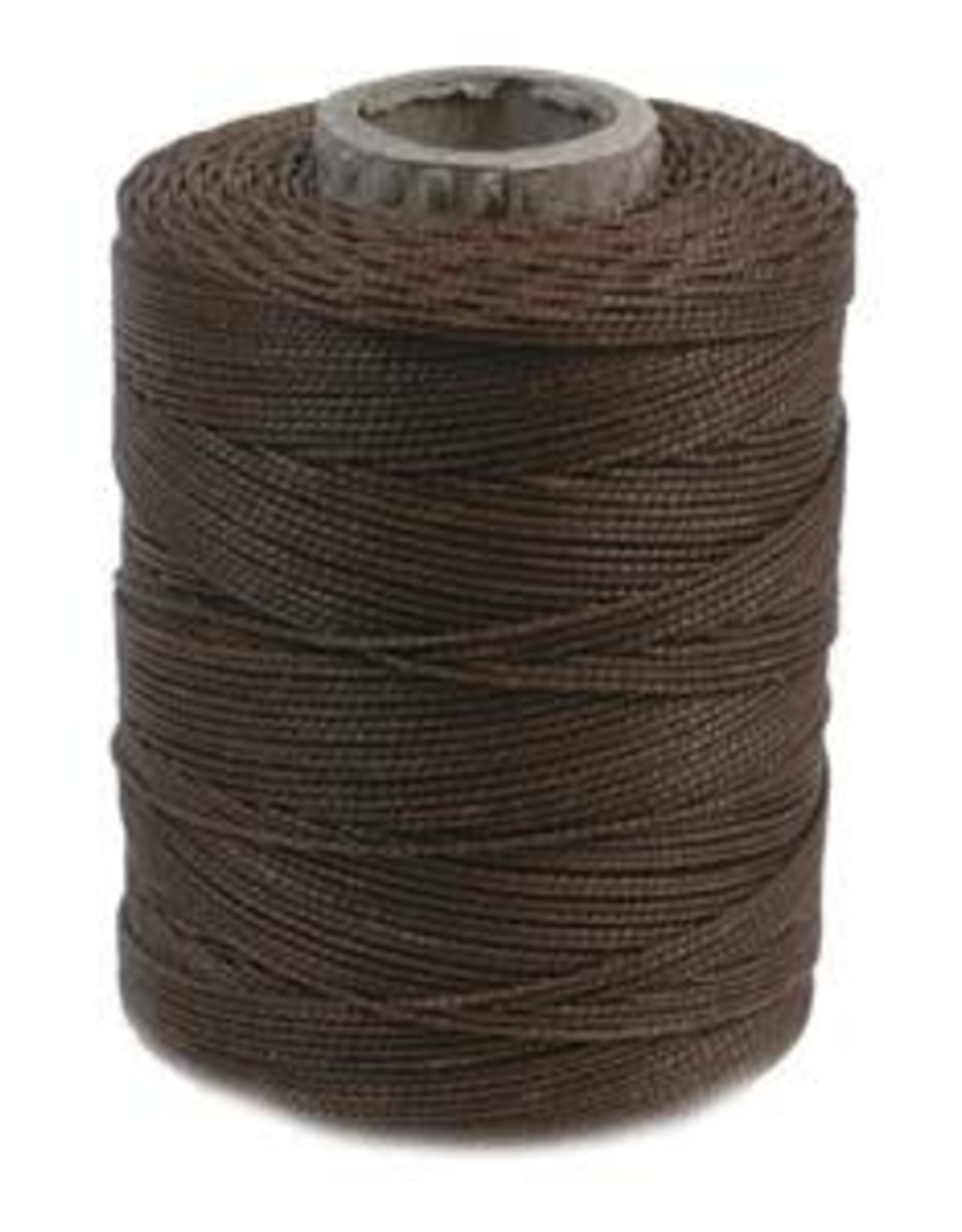 Wax Polyester Cord Brown ea