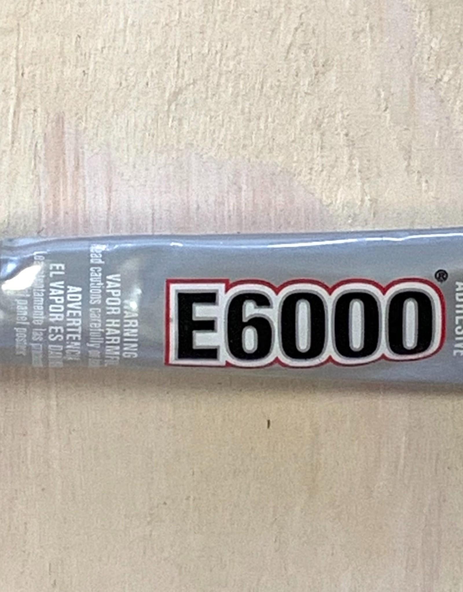 E6000 .18oz Tube
