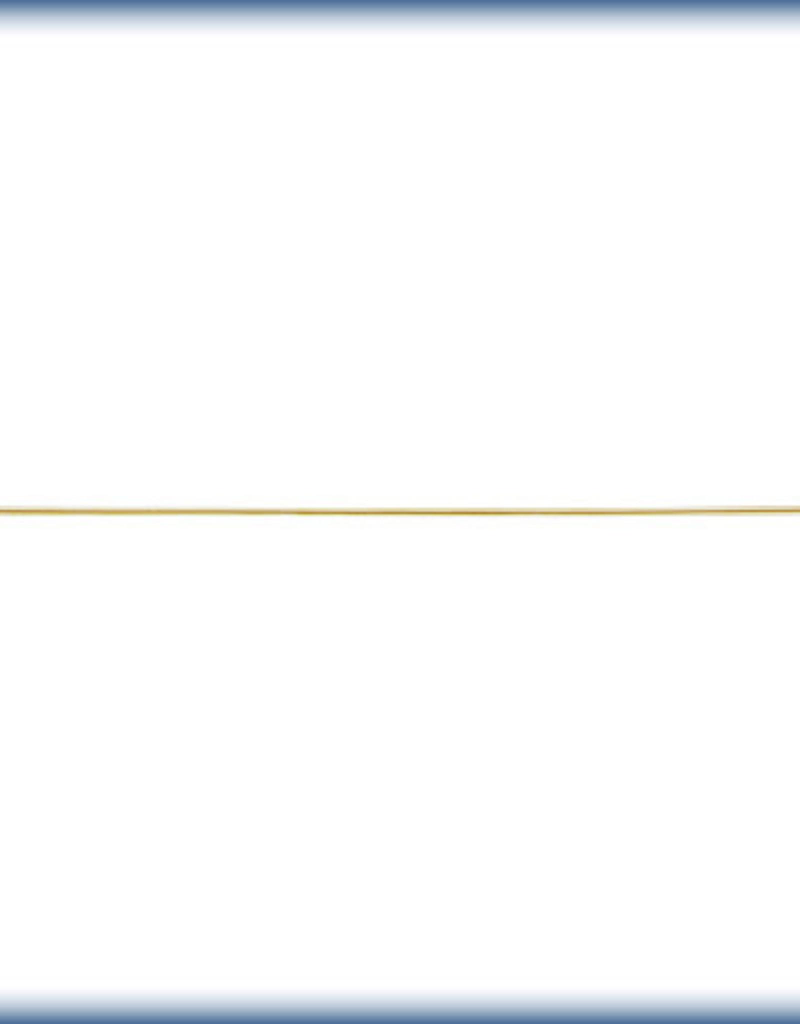 2'' Head Pins  24 ga, 14k Gold Filled Qty 10