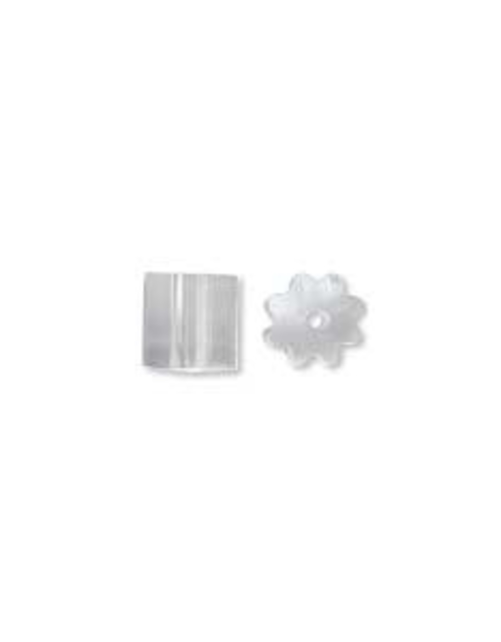 Plastic Earnut Qty 144