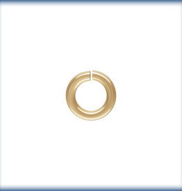 5mm Jump Ring 18ga 14k Gold Filled Qty 6