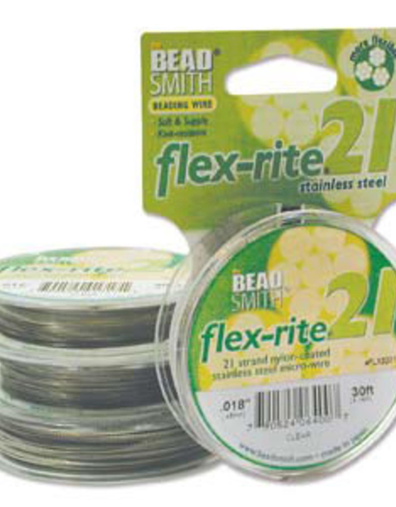 Flex-rite 7 Strand Bead Wire Copper Color 30ft