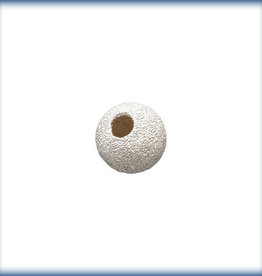 2mm Stardust Beads Sterling Silver Qty 24