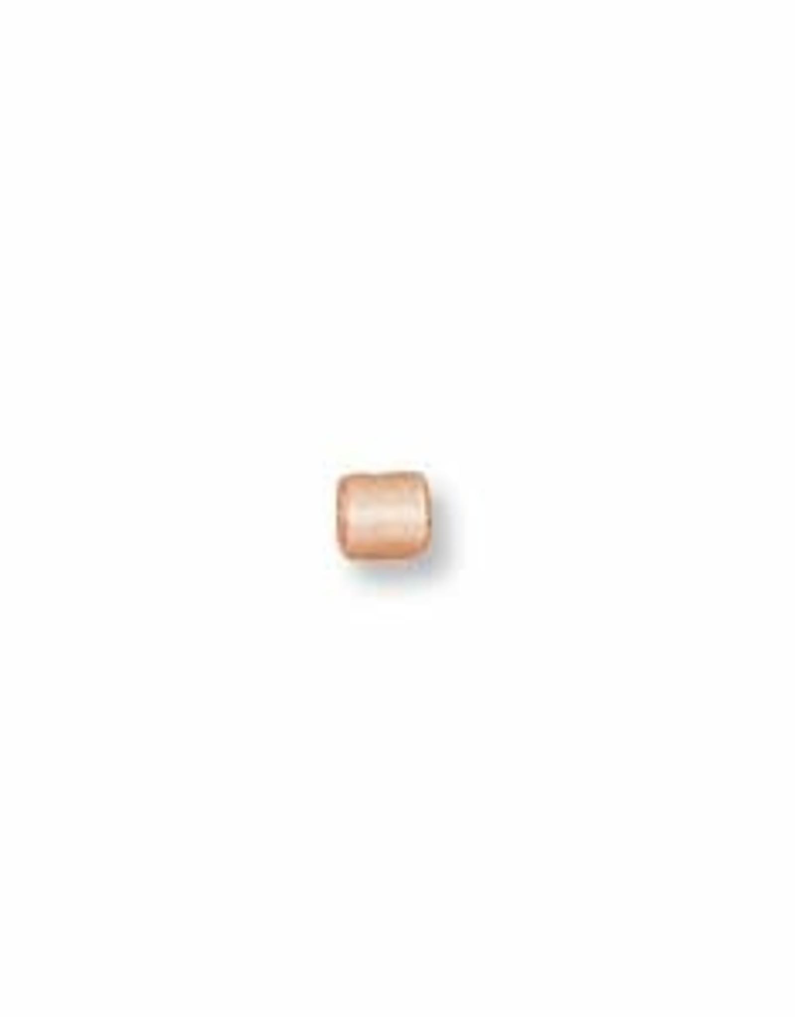 2m Crimp Bead Copper qty 144
