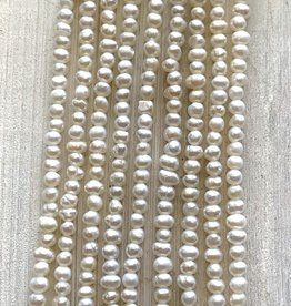 2mm Cream White Seed Pearls St