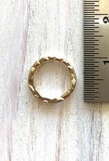 12mm Hoop 14k GF ea