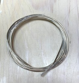 14ga Round Wire Sterling Silver 1oz DS