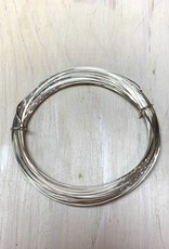 20ga Round Wire Sterling Silver 1oz HH