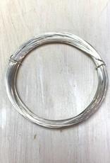 22ga Round Wire Sterling Silver 1oz DS