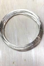 26ga Round Wire Sterling Silver 1oz DS