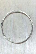 26ga Round Sterling Silver 5ft