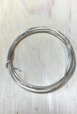 18ga Round Wire Sterling Silver 1/2 oz