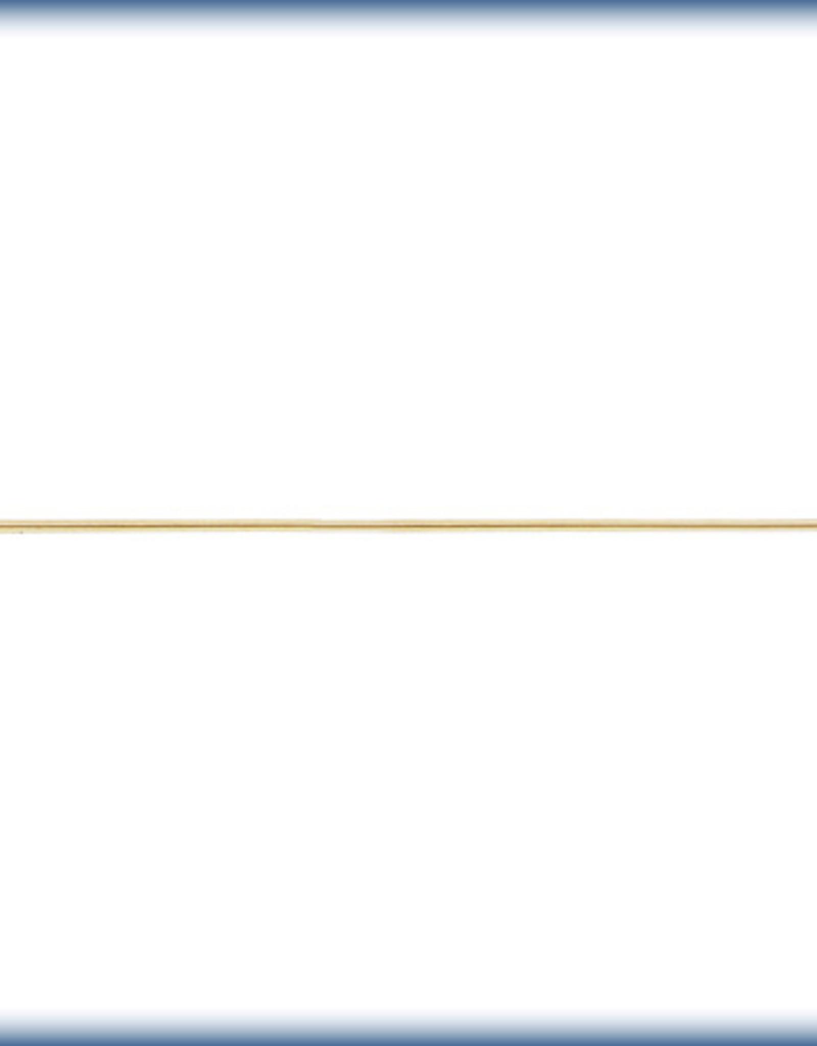 1.5'' Head Pin, 24ga, 14k GF Qty 10