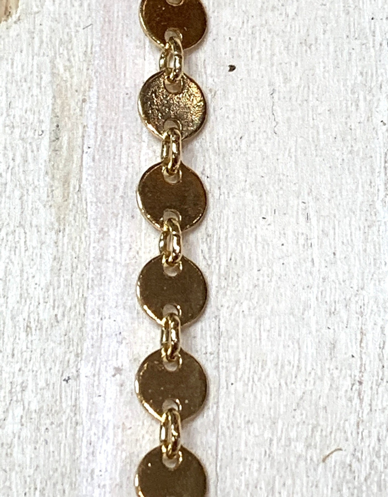 4mm Connector Chain 14k Gold Filled Inch