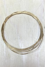 26ga Round Wire Gold Filled 5ft