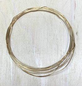26ga Round Wire Gold Filled 5ft