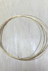 28ga Round Wire 14k Gold Filled 5ft