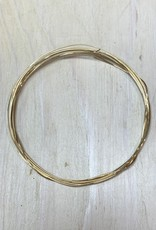 22ga Round Wire 14k Gold Filled DS 5ft