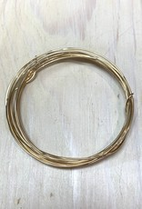 18ga Round Wire 14k Gold Filled DS 1/2oz