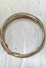 16ga Round Wire 14k Gold Filled DS 1/2oz