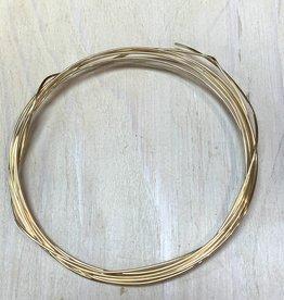 18ga Round Wire 14k Gold Filled HH 1/2oz