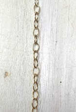 3x2mm Chain 14k Gold Filled Inch