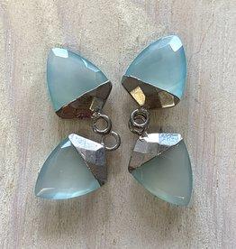 Chalcedony Arrow Silver