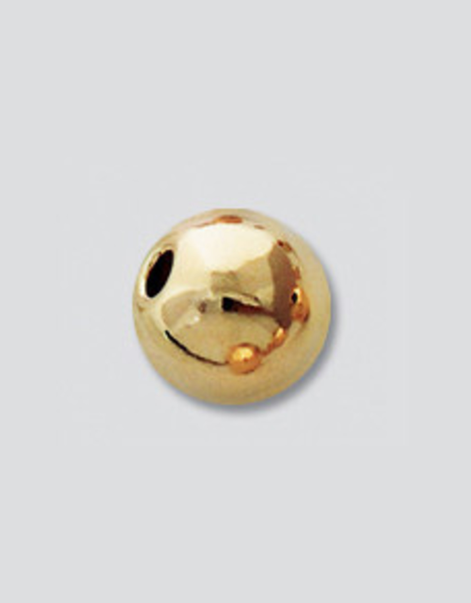 8mm Round Bead 14k Gold Filled Qty 2