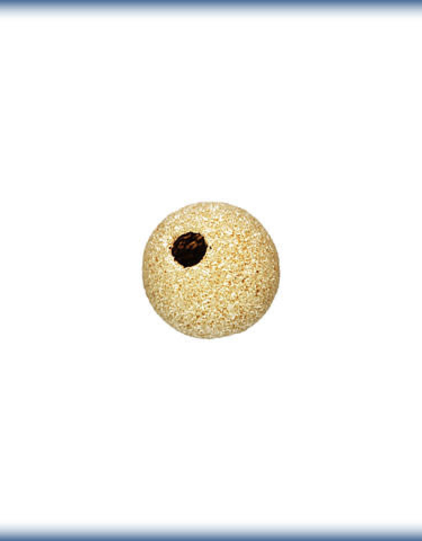 2.5mm Stardust Bead 14k Gold Filled qty 10