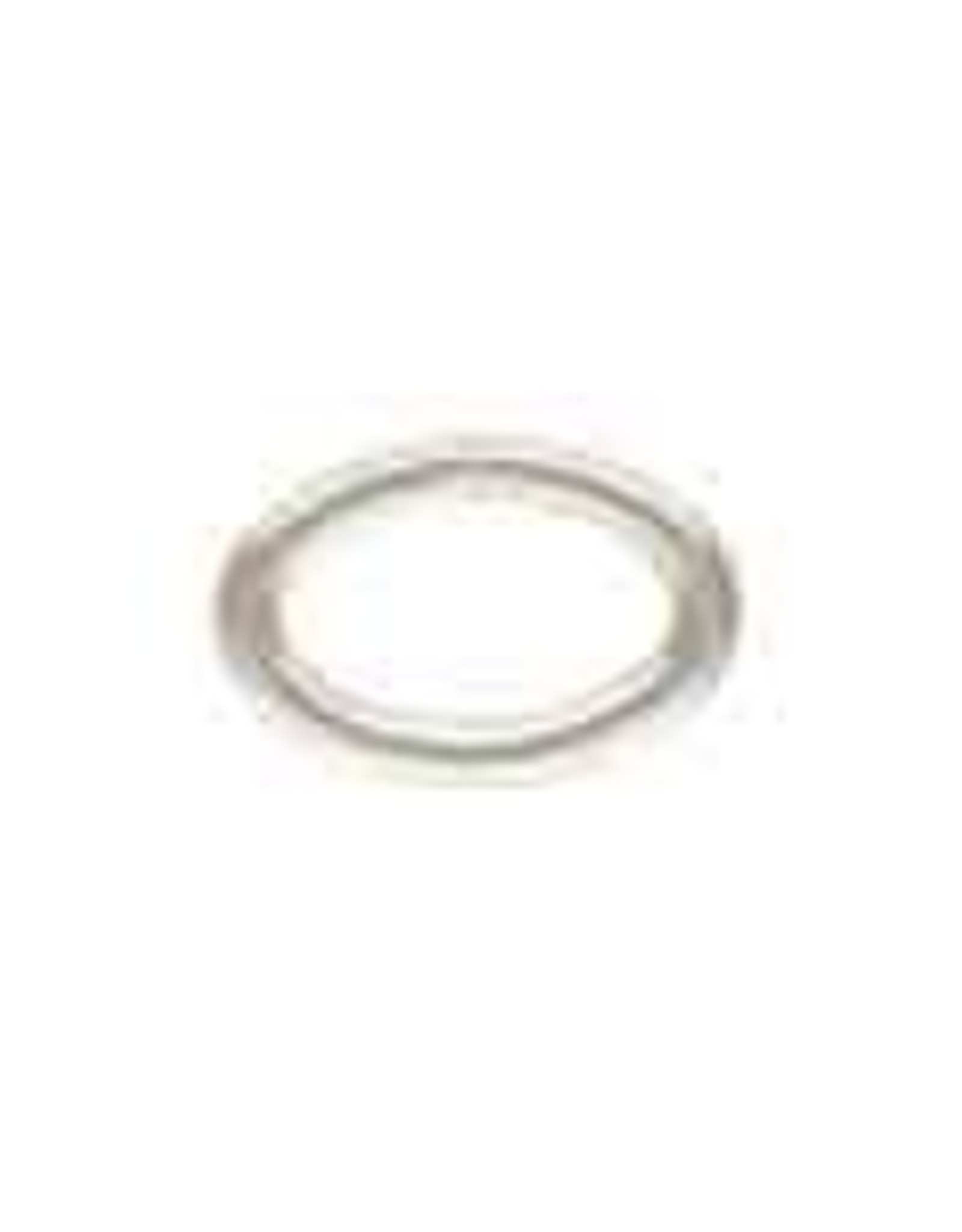 5x7mm Oval Jump Ring 19.5ga Sterling Silver Qty 10