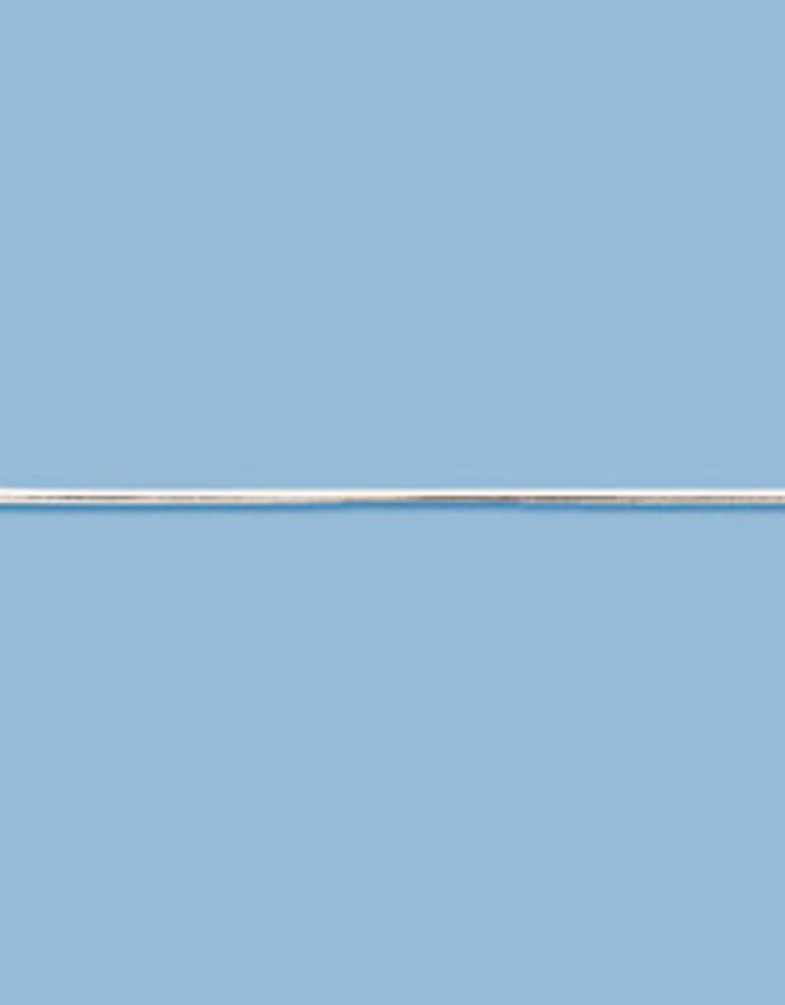 """1.5"""" Ball Head Pin 24ga Sterling Silver Qty 10"""