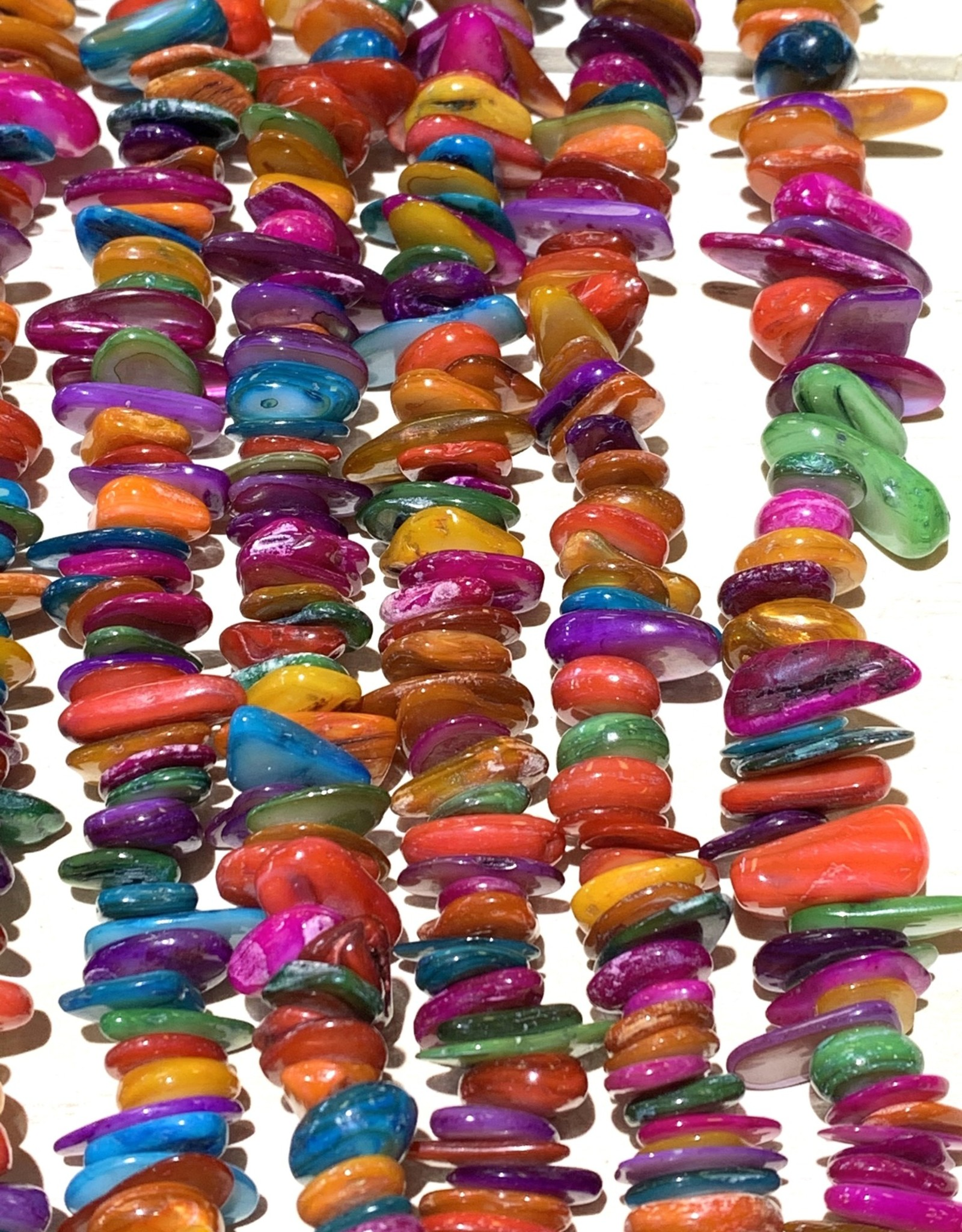 """Large MOP Chips Mix Colors 28-32"""" Stnds"""