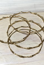 Bangle Mermaid 14ga Round Wire 14k Gold Filled ea