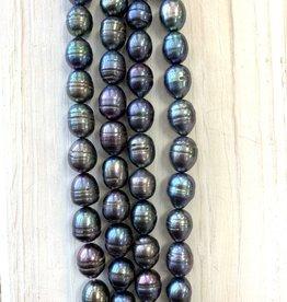 11mm Baroque Peacock Pearls