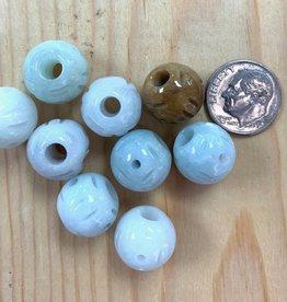 13mm Jade Round