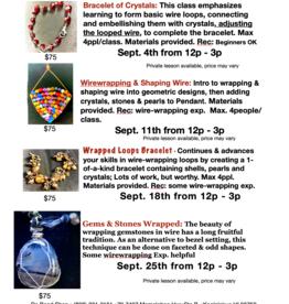 Bracelet of Crystals