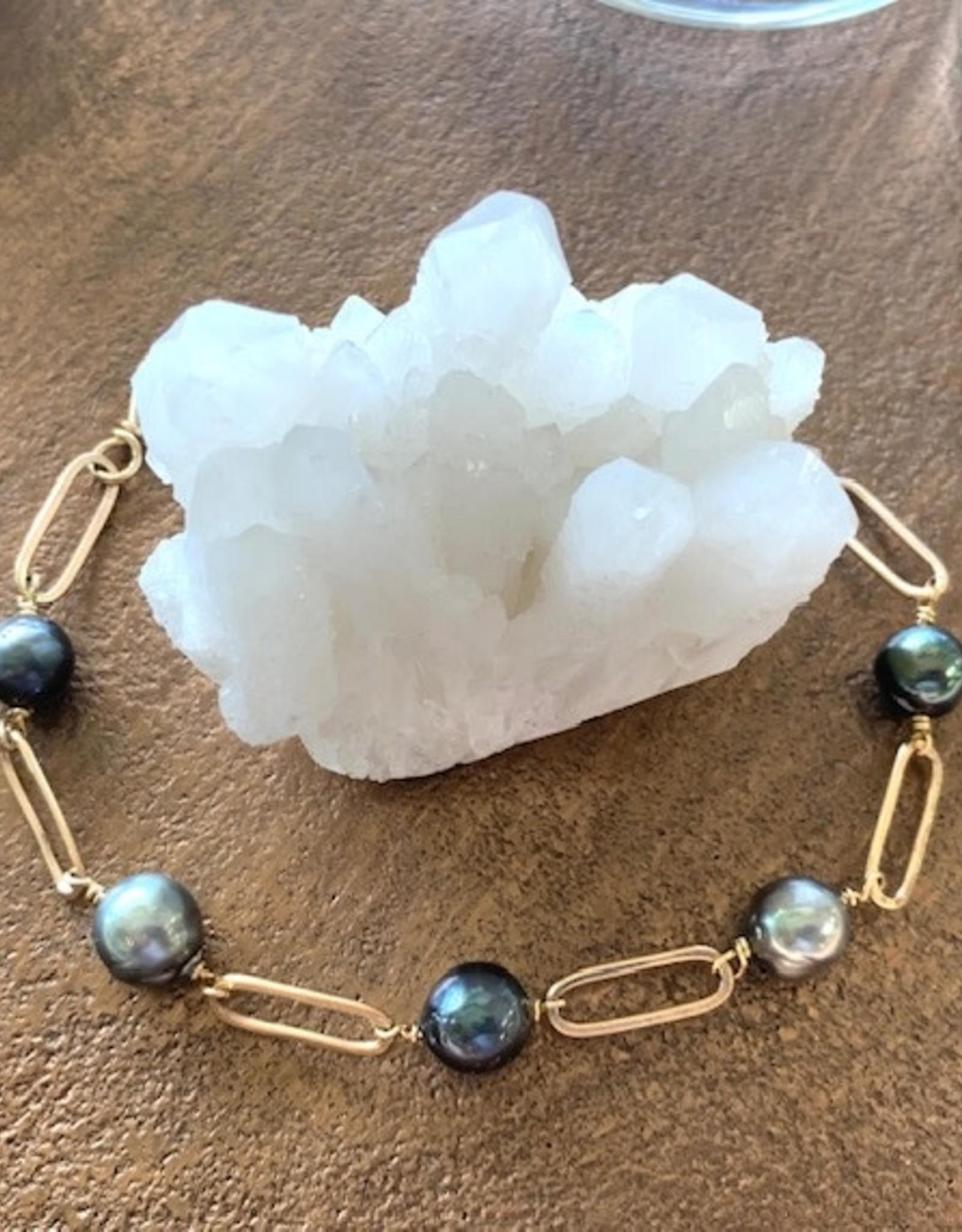 Tahitian Link Bracelet