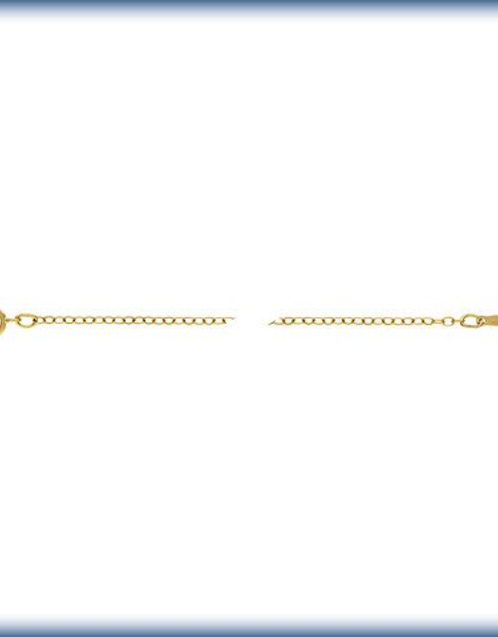 """20""""  2mm Cable Chain 14k Gold Filled NL"""