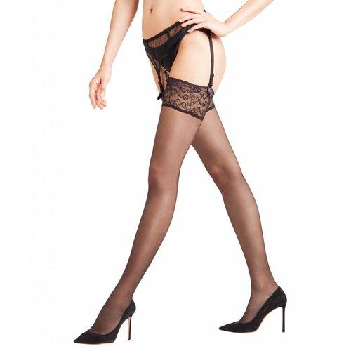 seidenglatt 15 lace top stocking