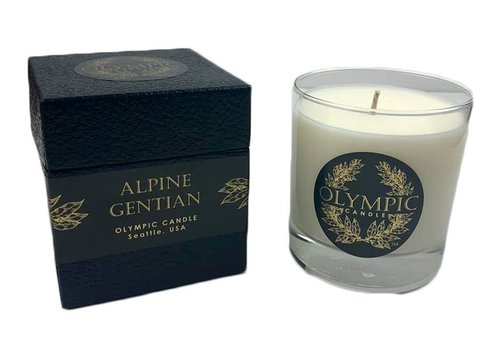 Alpine Gentian Candle