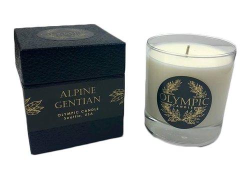 Alpine Gentian Candle