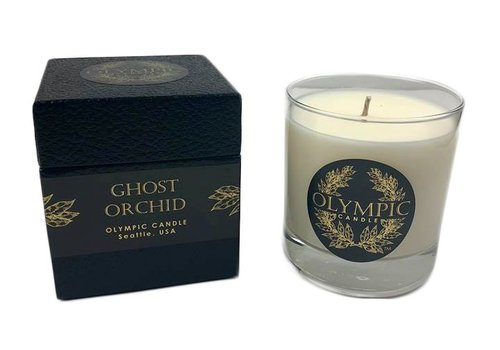 Ghost Orchid Candle