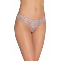 noor the classic lace thong