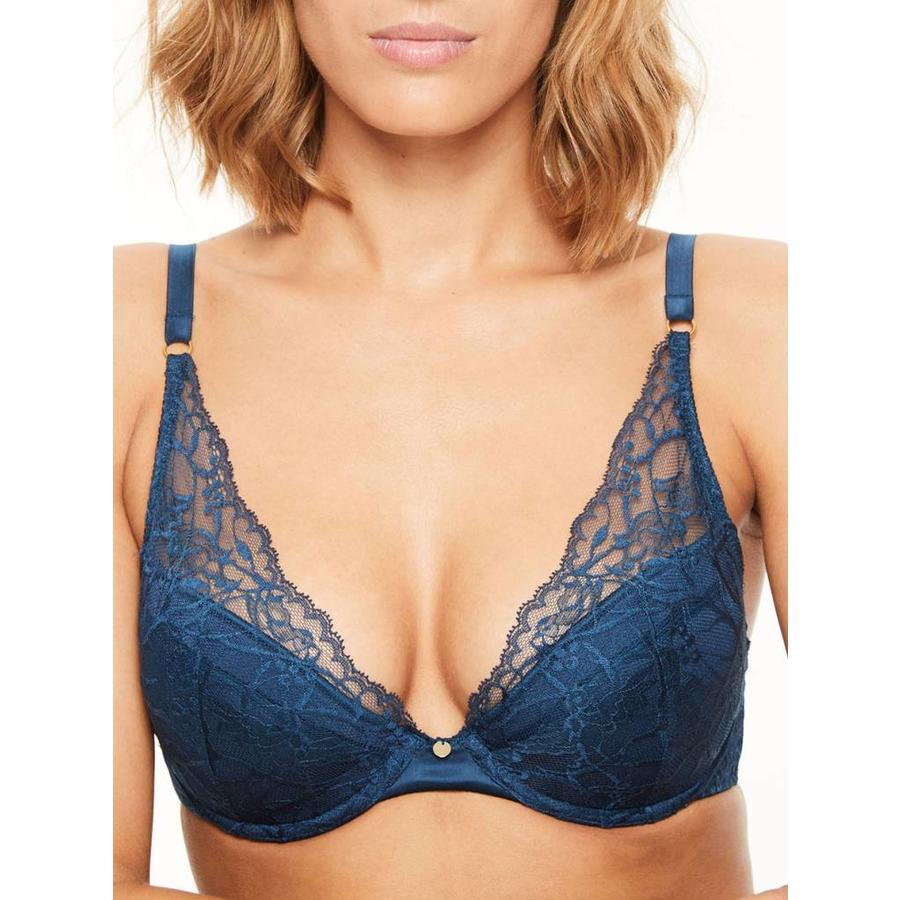 65840859c4 segur lace push-up bra - Bellefleur Lingerie Boutique