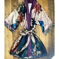 phoenix short robe