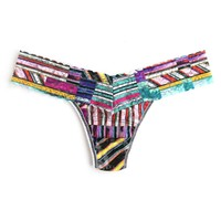 bars and stripes low rise thong
