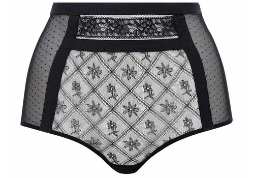 mysterieuse high waist brief