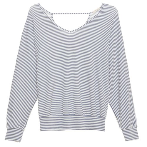 sadie stripes dolman sleeve top
